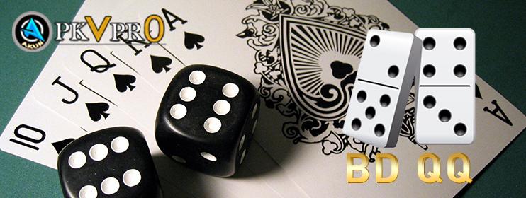 Permainan Terbaru Dari Server Pkv Games BD QQ. Akunpkvpro.com