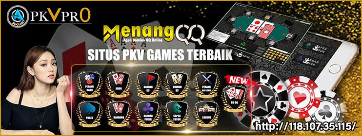 Situs Judi Poker & Domino Online Pkv Games Terbaik. Akunpkvpro.com